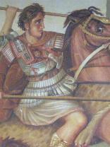 اسکندر مقدونی در جنگ گوگمل