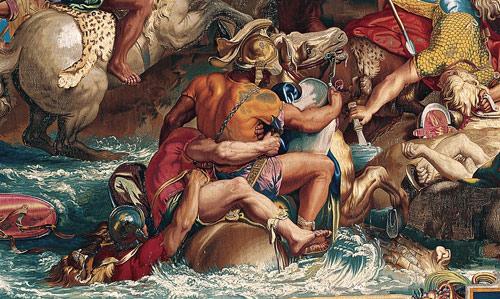جنگ گرانیک و نبرد اسکندر با هخامنشیان