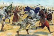جنگ زنجیر نخستین جنگ اعراب با ایران