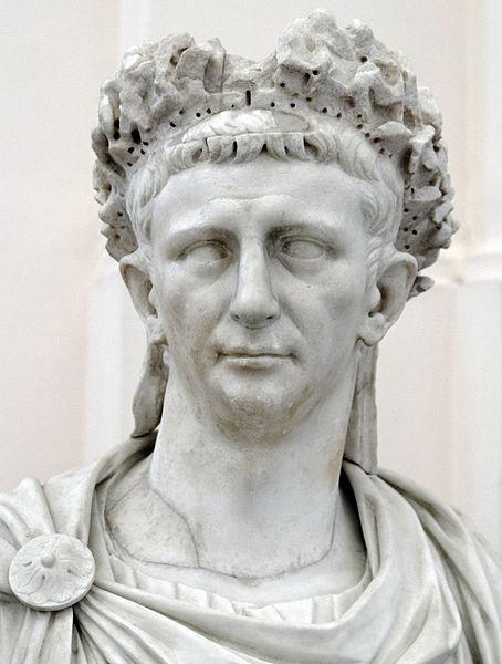 کلودیوس امپراتور روم