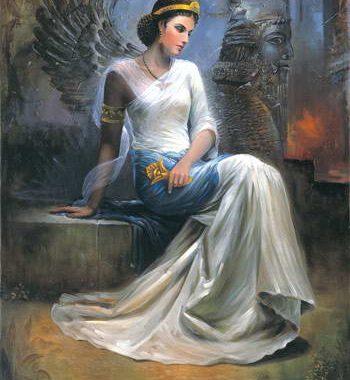 آذرمیدخت پادشاه زن ایرانی