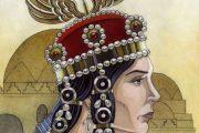 پوراندخت نخستین پادشاه زن جهان