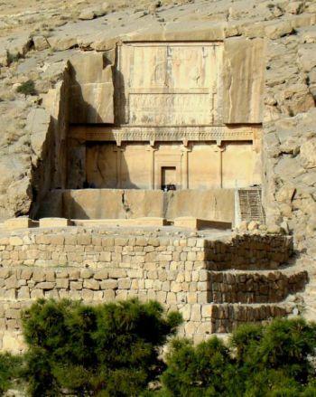 قبر اردشیر سوم هخامنشی