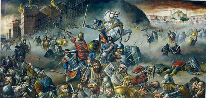 جنگ های هراکلیوس با سپاه ساسانی