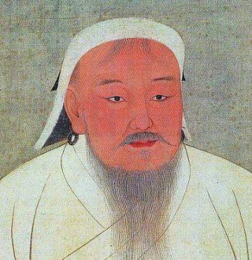 چنگیز خان