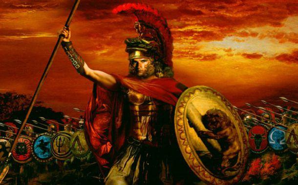 اسکندر پس از فتح ایران و مرگ او