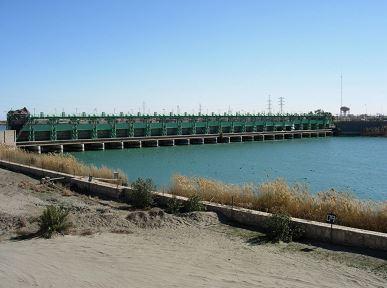 نگاره ای از رودخانه های استان خوزستان